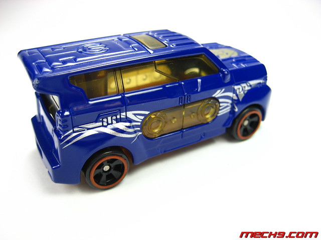 Metal Heroes Series: SoundWave