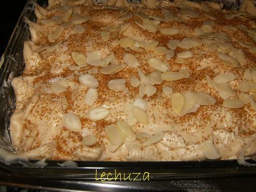 Empanada de manzana-cobertura