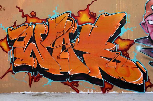 104 WAS GRAFFITI MALAGA