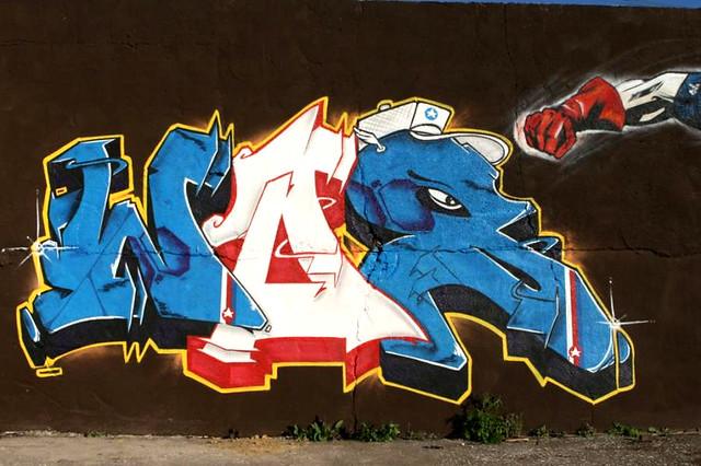 109 WAS GRAFFITI MALAGA