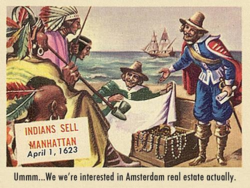 The Indians Get A Better Deal