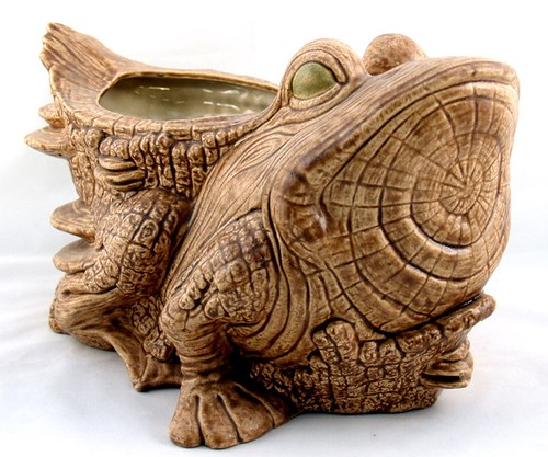 tree toad garden ceramic