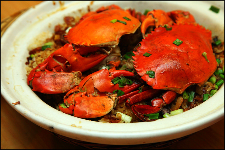 claypot-crab-rice