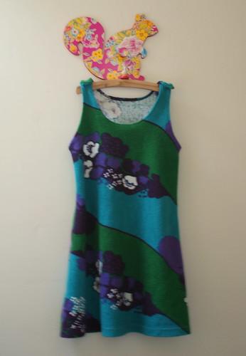 sponsen jurk