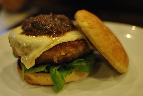 Shnitzel Burger