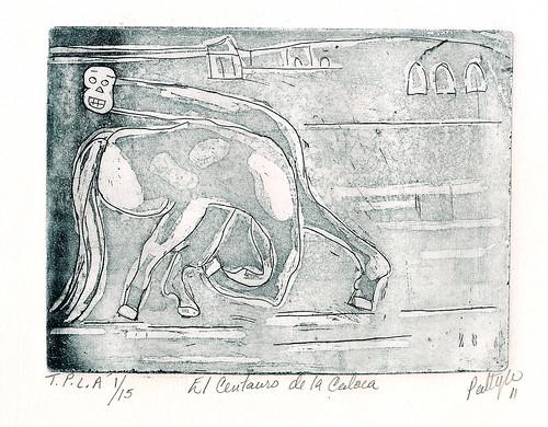 El Centauro de la Calaca
