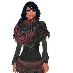 NEW ! JADOR Barbara @ Mimi's (mimi.juneau *Mimi's Choice*) Tags: fashion italian secondlife jador mimijuneau ziamelaloon mimischoice fall2011