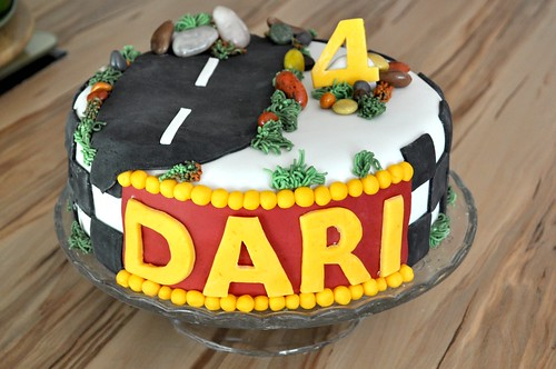 Darian's 4th Birthday