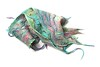 Nuno Felted Scarf (FeltedPleasure) Tags: art wool fashion felted women long mosaic unique ooak silk felt merino gift scarves etsy fiber nuno multicolor textured abric feltscarf cottongauze nunofeltedscarf nunofeltscarf feltedpleasure marinashkolnik