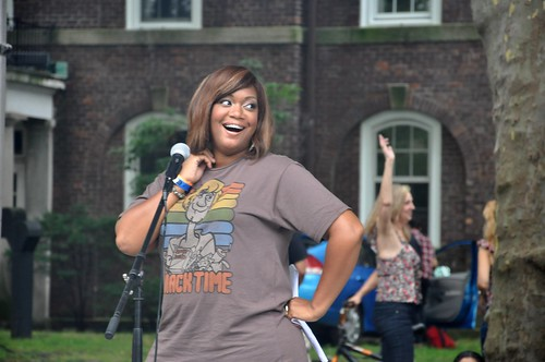 Host Sunny Anderson
