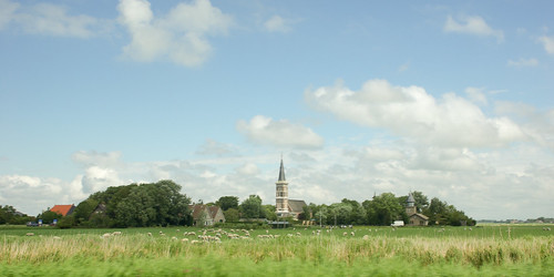 Sunday Drive 064 23 Frisian Church