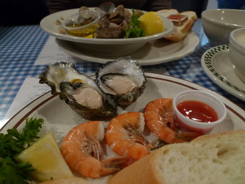 Emmett Watson's Oyster Bar Special