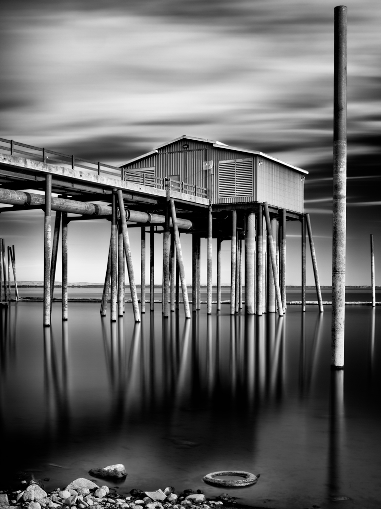 Frenchman Hills Irrigation Pier - Explored!