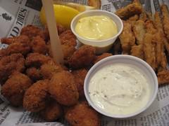 Tandoori Popcorn Shrimp