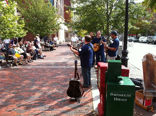 Portsmouth Street Music