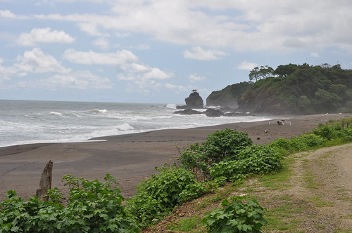 Playa Ostinal, Costa Rica