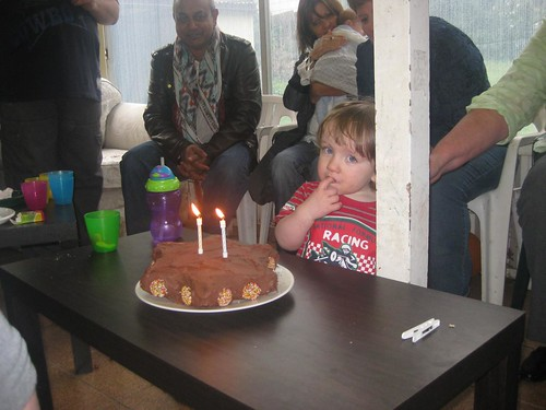 Liam's 2nd Birthday Party