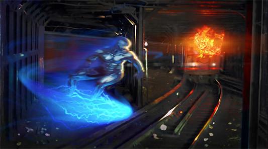 Nathan Schroeder, Fantastic Four