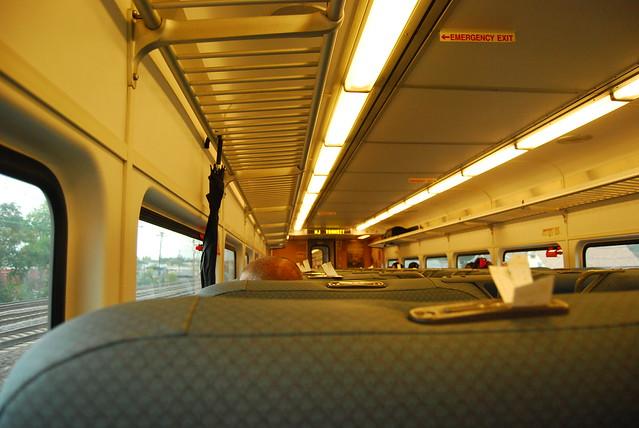 NJ transit.