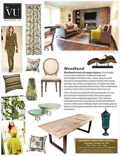 inVU Fall Trends 2011 Woodland