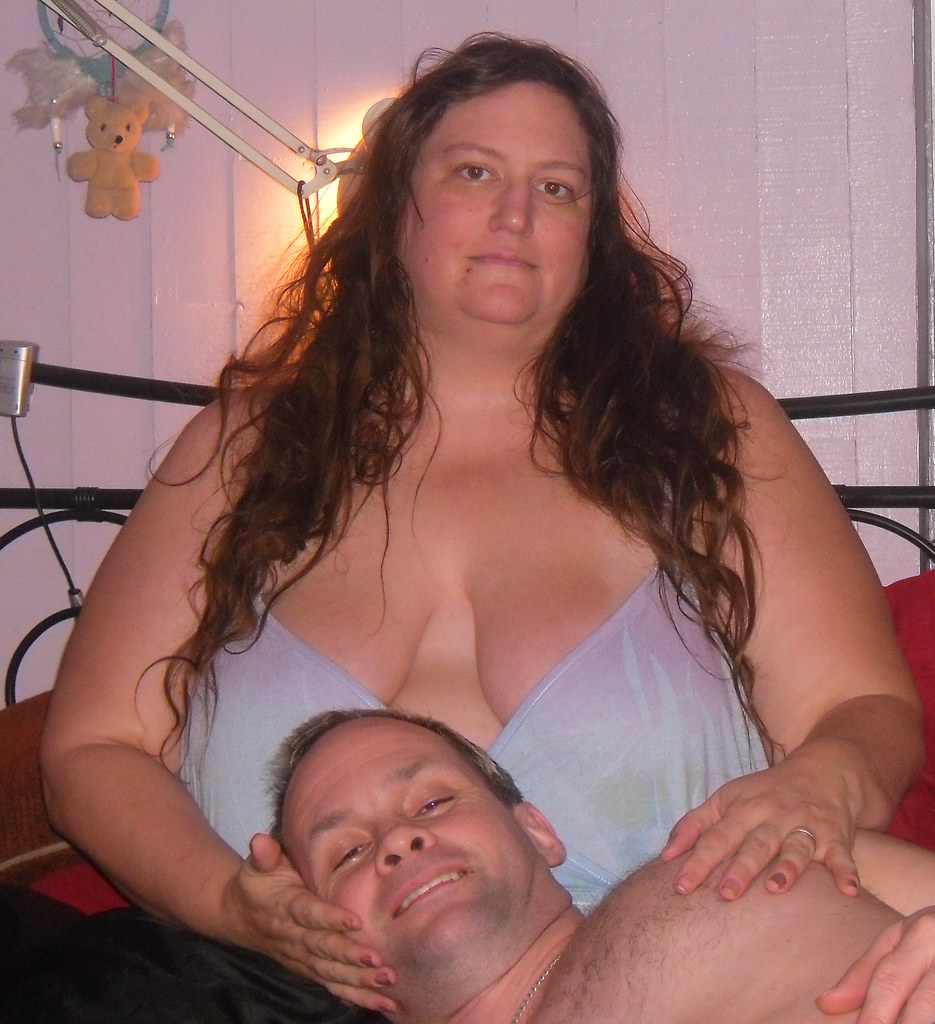 BBW wife first bbc