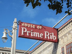 House of Prime Rib - A San Francisco Tradition - Since 1949 (hmdavid) Tags: sanfrancisco sign restaurant beef houseofprimerib 1949 primerib wwwhouseofprimeribnet