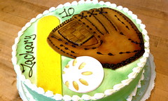 Zachary B-day Cake