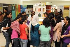 Students at the Exhibition (Ahsan Ghouri) Tags: islam exhibition quran holyquran ahmadi ahmedi qadian constitutionalclub ahmadiyyat quranandscience quranexhibition islamscience islamandscience constitutionalclubofindia