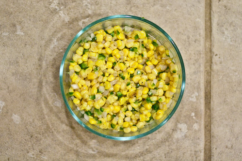 Corn Salsa: Step 2