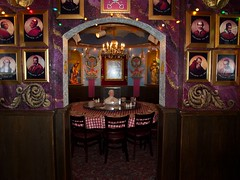 "Buca di Beppo ""The Pope""Room"