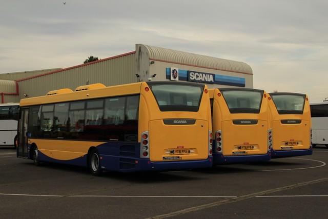 Scania line up 2