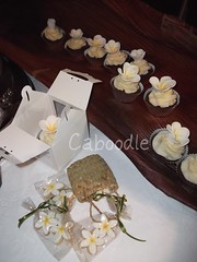 lifes a beach (The Whole Cake and Caboodle ( lisa )) Tags: wedding newzealand cookies cupcakes cookie plumeria cupcake frangipani plumerias whangarei favours caboodle frangipanis thewholecakeandcaboodle divinedayout