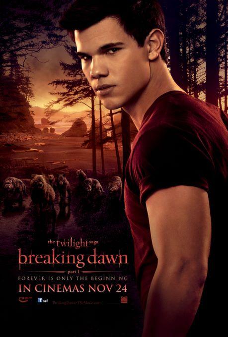 Poster The Twilight Saga Breaking Dawn Part 1
