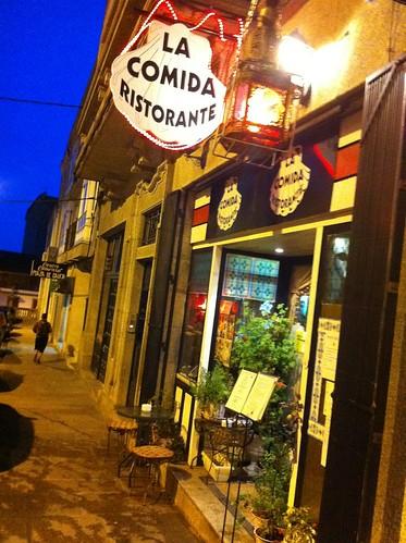 Santiago de Compostela | La Comida Restaurante
