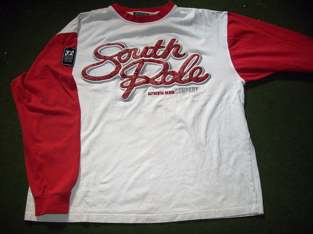 e817dd6749764 Polera Manga Larga South Pole (Tienda Elevate (Ropa Rapera)) Tags  chile