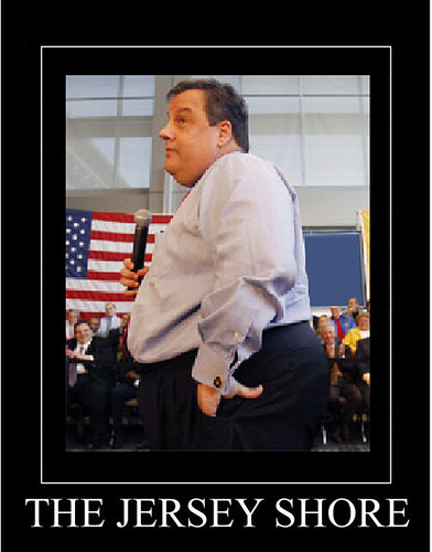 The Press Weighs in on Chris Christie