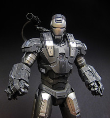 "Custom Hot Toys War Machine • <a style=""font-size:0.8em;"" href=""http://www.flickr.com/photos/7878415@N07/6195554285/"" target=""_blank"">View on Flickr</a>"