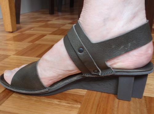Trippen sandals side