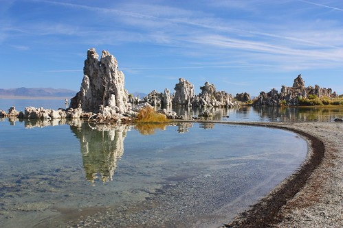 South Tufa beach