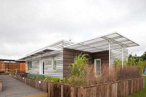 Re_Home, University of Illinois' solar decathlon home