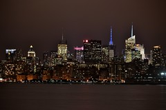 NYC Skyline 2 (hnhegde) Tags: midtownmanhattan cititower