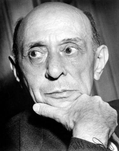 Arnold Schoenberg, composer