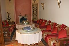 Sept 21 Asilah - Hotel Dar Manara - Breakfast pic 2 (hdeeks) Tags: hotel best morocco medina bedandbreakfast asilah roseroom september212010 hoteldarmanara