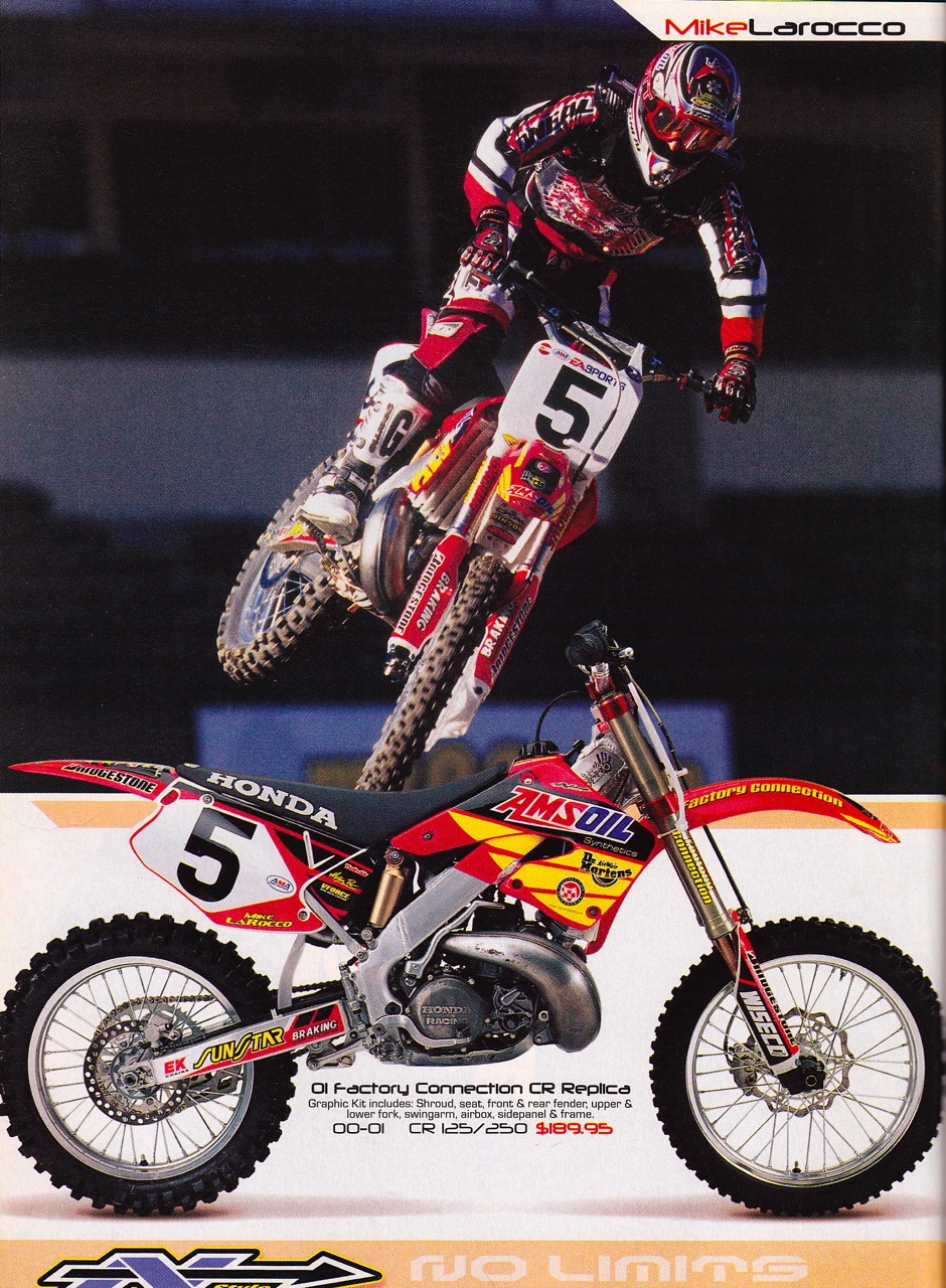 My Favorite Pics Of The Rock Mike Larocco Moto Related