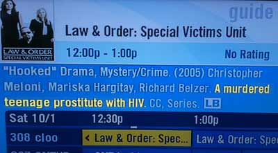 Law and Order Mutilated Women Unit