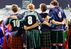Kilted Up (MarkMeredith) Tags: newzealand scotland kilt rugby nz fans rugbyworldcup rwc rwc2011 yahoo:yourpictures=rugbyfans