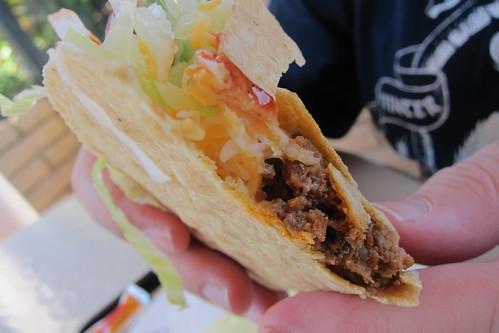 El Taco: Crisp Beef Taco