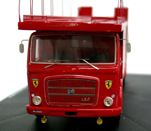 Tron OM 150 Ferrari