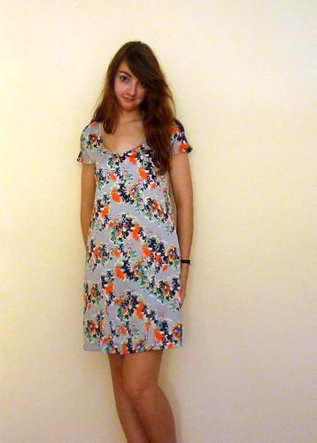 Pixel dress 1