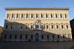 "Palazzo Farnese, ambasciata Francia • <a style=""font-size:0.8em;"" href=""http://www.flickr.com/photos/89679026@N00/6204169490/"" target=""_blank"">View on Flickr</a>"